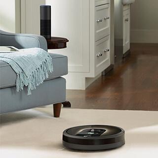 roomba w Alexa